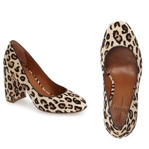 • linea paolo • brooke block heel pump •